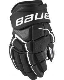 Bauer S21 Supreme Ultrasonic Hockey Glove - Junior