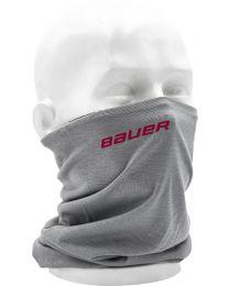 Bauer Reversible Neck Gaiter - Grey/Bauer