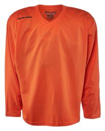 Bauer Practice jersey in Orange - Senior