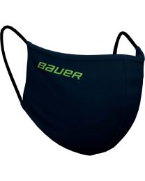 Bauer Reversible Protection Face Mask - Navy/Tie Dye