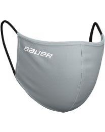 Bauer Reversible Protection Face Mask - Grey/Camo