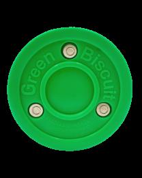 "Blue Sports Green Biscuit ""original"" Puck"