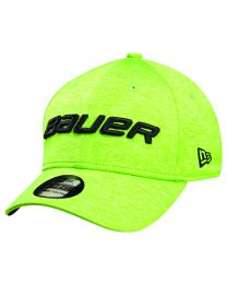 Bauer Color Pop 3930 Cap Black and Lime - Youth