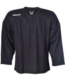 Bauer Practice Jersey in Black - Youth