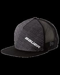 Bauer Repeat 950 Cap Black - Youth