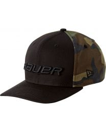 Bauer Camo 950 Snapback Cap - Youth