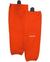 Bauer Flex Stock Hockey Sock in Orange - Senior