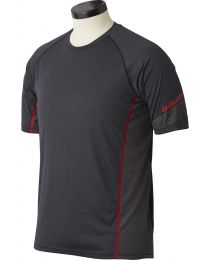 Bauer Essential Short Sleeve Top - Senior