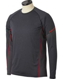 Bauer Essential Long Sleeve Top - Senior