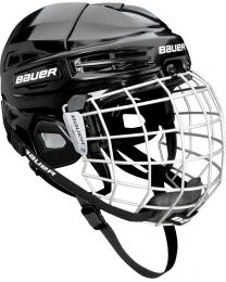 Bauer IMS 5.0 Hockey Helmet in Combo