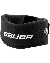 Bauer NLP7 Core Neckguard Collar - Youth