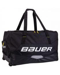 Bauer Premium Wheeled Hockey Bag - Junior