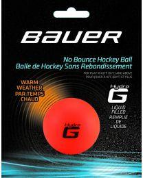 Bauer Hydro liquid filled Ball Warm Orange