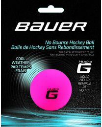 Bauer Hydro liquid filled Ball Cool Pink