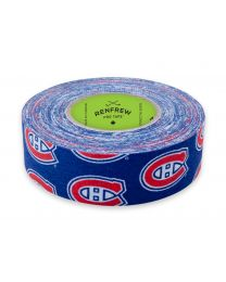 Renfrew Hockey tape - Montreal canadiens