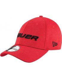 Bauer Shadow tech 39Thirthy Cap Red - Senior