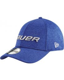 Bauer Shadow Tech 39Thirty Cap Royal Blue - Youth