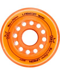 Labeda Union soft wheel Orange